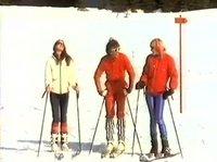 Туристы трахались и отдыхали в Альпах