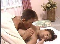 Секс двух влюбленных китайцев